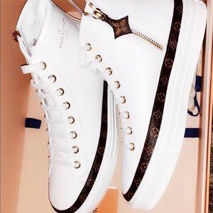Louis Vuitton Stellar Sneaker Boot